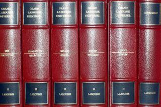 Dictionnaires (Larousse)