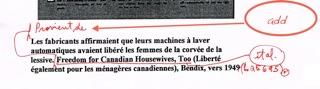 """Image pour le blog L'Hebdomadaire des réviseurs / The Editors' Weekly. """"Comment est-ce qu'on devient réviseure?"""" par Dominique Fortier."""