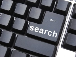 keyboard search button