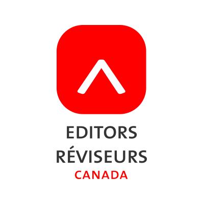Editors Canada logo