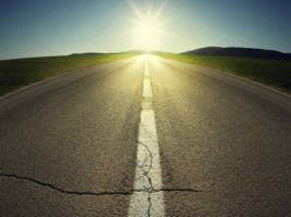 journey towards the sun