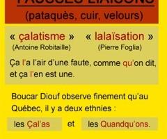 calatisme lalaisation pataques