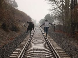 two people rails 2000
