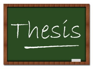 fix my thesis