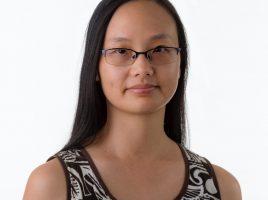 portrait of Iva Cheung