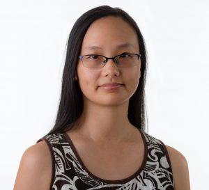 portrait of Karen Virag Award winner Iva Cheung