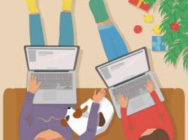Procrastination and the holidays