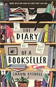 Library Book Cover of The Diary of a Bookseller
