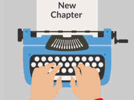 Old Typewriter New Chapter