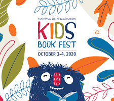 Kids Book Fest Logo