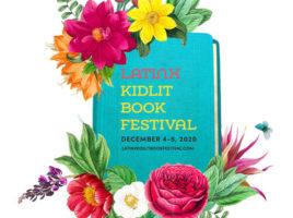 Latinx Kidlit Book Festival logo