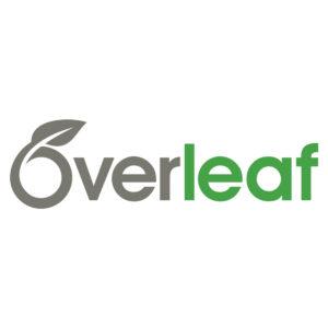 Logo of Overleaf, an online LaTeX editor