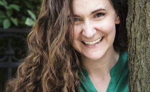 Photo of Amanda Leduc by Trevor Cole.