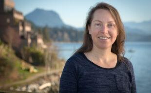 Photo of Sheila Cameron by Mark Benson